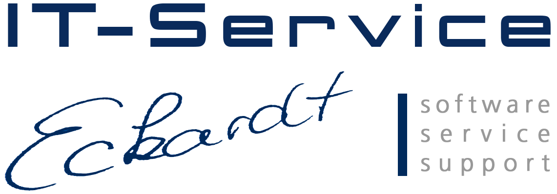 IT-Service Eckardt - Software, Service, Support